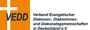 Logo des VEDD, Verband Evangelischer Diakonatsgemeinschaften